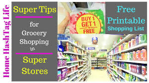 Grocery Store Product List Indian Grocery Shopping List 20 Tips Tricks To Save Money Home