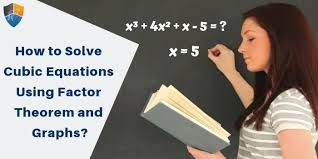 Solving Cubic Equations Using Factor and Theorem | Assignment Prime