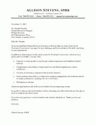 Cover Letter Sample For Human Resource Manager Adriangatton