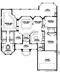 3 Bedroom Floor Plans Simple Design Ideas
