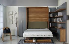 Amazing Nice Inspiration Ideas Modern Wall Bed Home Designing Contemporary  Wall Beds Ideas
