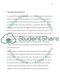 risk management and planning in tesco plc essay risk management and planning in tesco plc essay example