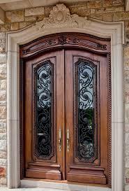 luxury front doorsShowcase  The Chateau  Custom Luxury Mansion  House Plans