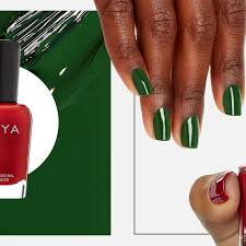 Anc Nails Color Chart 12 Best Christmas Nail Colors 2019 Festive Nail Polishes