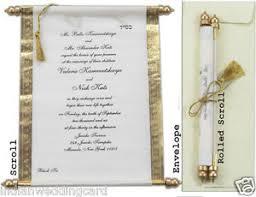 Scroll Birthday Invitations 50pc Bulk Scroll Wedding Invitations Birthday Invitation Scrolls