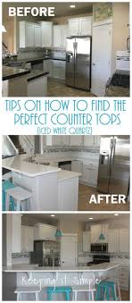 so rather me showing you had it done i am going to show you the process on how to replace countertops