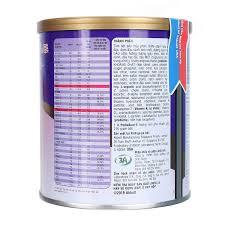 Sữa PediaSure 400g vị vani (1 - 10 tuổi)