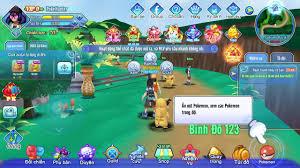 Trải nghiệm game Liên quân Poke game pokemon 3D cực hay - YouTube