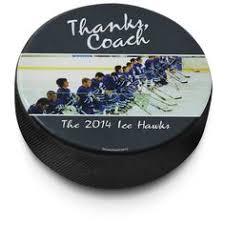 personalized hockey pucks low s no minimums or setup fees