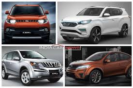 new car suv launches in india 2014Upcoming Mahindra Cars In India In 2017 and 2018