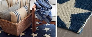 what rug material is best for your space annie selke s fresh american style