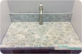 build a faux stone countertop using envirotex lite 120520 22 of 27
