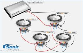 dual subwoofer to amp wiring diagram wiring diagram subwoofer series wiring diagram wiring diagram subwoofer and amp installation diagram dual subwoofer to amp wiring diagram