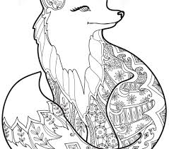 Small Picture Fox Coloring Pages Best Coloring Pages adresebitkiselcom