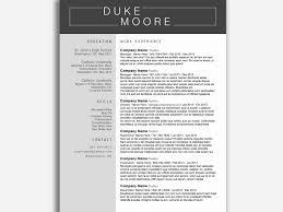 Resume Template Microsoft Word 2014 Inspirational Free Microsoft