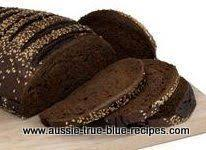 This Recipe For Black Bread Is Truly Full Of Delicious Flavour And