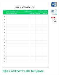 2 In 1 Bus Drivers Daily Log Sheet Format Book Work Activity Cbt