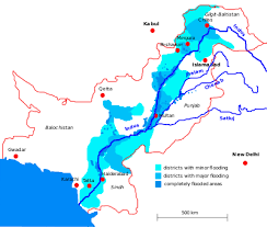 floods  affected areas as of 26 2010
