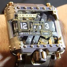 20 of the coolest steampunk watches and similar items i ve devon