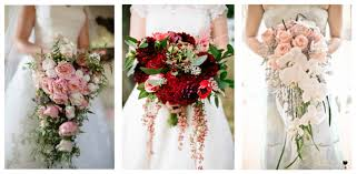 flower types for wedding. cascade bouquet singapore my dream wedding boutique best service bridal type of copy flower types for