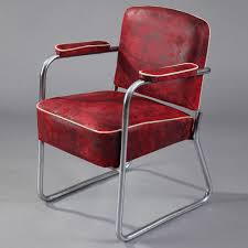 arm chair by marcel breuer for thonet 1930s