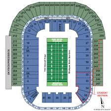Sun Devil Stadium Seating Chart 2016 Cheap Sun Devil Stadium Tickets
