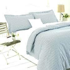 black and white stripe duvet full image for blue and white striped bedding sets blue and black and white stripe