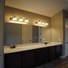 Home Decor  Bathroom Vanity Lighting Ideas Small Stainless Steel - Contemporary bathroom vanity lighting