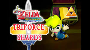 Triforce Charts The Triforce Charts Shards Location The Legend Of Zelda Wind Waker Hd Hero Mode
