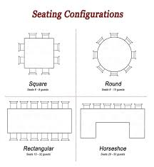 Wedding Reception Seating Arrangement Ideas Let