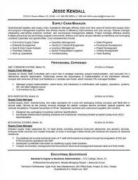 Supply Chain Cover Letter Supply Chain Analyst Resume Snapshot Exquisite For Cover Letter