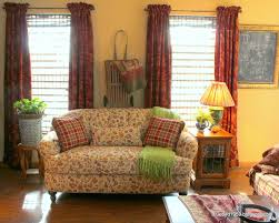Plaid Curtains For Living Room Bluebird1959 Tears Of A Clown The Tale Of My Living Room Curtains