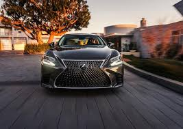 2018 lexus sedan. contemporary sedan engineering wasnu0027t the only focus for lexus when recasting its flagship  the 2018 ls also benefits from a styling switch that dials down divisive  to lexus sedan