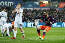 Manchester city will look to win a 15th successive match across all competitions when they head to swansea city in the fa cup on wednesday night. Swansea City 2 3 Manchester City Fa Cup Quarter Final As It Happened Football The Guardian