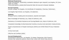 Pharmacy Assistant Resume Sample Magnificent Pharmacy Tech Resume Samples With Pharmacy Assistant Resume Sample