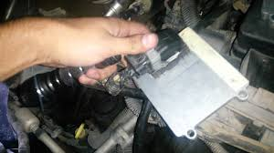 how to replace a transmission control module how to replace a transmission control module