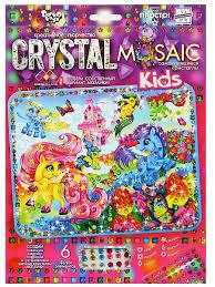 <b>Набор для творчества Danko</b> Toys CRMk-01-01 мозаика из ...