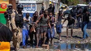 killed during jail break in Haiti ...