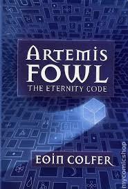 artemis fowl the eternity code hc 2003 hyperion novel 1 rep