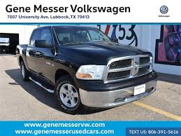 Dodge Ram 1500 Truck for Sale in Lubbock, TX 79415 - Autotrader