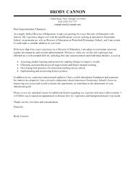 Cover Letter For Teachers Interesting How To Make A Cover Example Of Resume Letter For Letterhead Examples