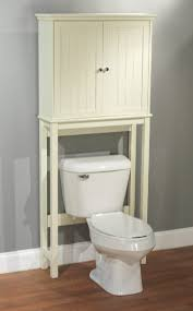 Above Toilet Storage furniture ivory lacquer oak wood stand cabinet storage above 8103 by uwakikaiketsu.us