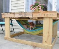 ... Cute Kids' Furniture Made Of Wooden Pallets