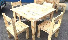 Wood Pallet Furniture Lovely Diy Pallet Chair