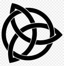 Celtic Knot Symbols And Meanings Chart Karma Symbol Triquetra Celtic Knot Meaning Celtic Triangle