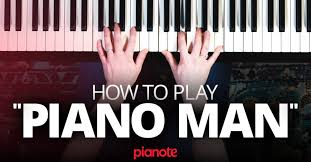 When the saints go marching in piano letters music Billy Joel Piano Man Lisa Witt