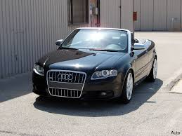 Audi A4 Cabrio Con Cabriolet Convertible B6 B7 Roof Opening With ...
