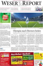 Weser Report Mitte Vom 02102019 By Kps