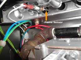 furnace lockout reset procedure and manufacturer contacts clean flame sensor
