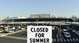 Limc Airport Charts Milan Linate Closed Next Summer International Ops 2019